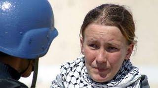 مصر العربية | ريتشيل كوري ... اسرائيل لا تقتل الفلسطينيين وحدهم