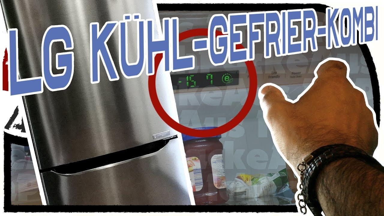 Aufbau Eines Kühlschrank : Lg electronics gbb pzpfs kühl gefrier kombination kühlschrank
