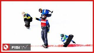 Perathoner/Visintin trionfano nel Team SBX a Mosca
