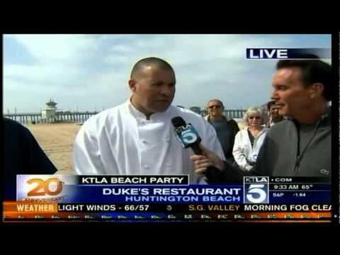 Duke's Huntington Beach KTLA