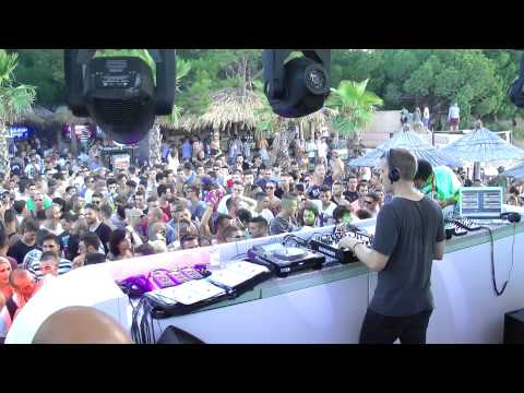 BEN KLOCK @ BARRAKUD Party Trip PAG Island 12.08.2013