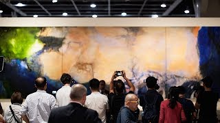 Zao Wou-Ki Masterpiece Drives Historic Highs in Hong Kong