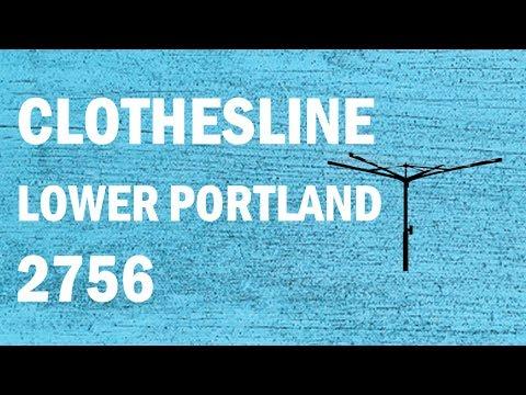 Clothesline Lower Portland 2756 Hawkesbury NSW