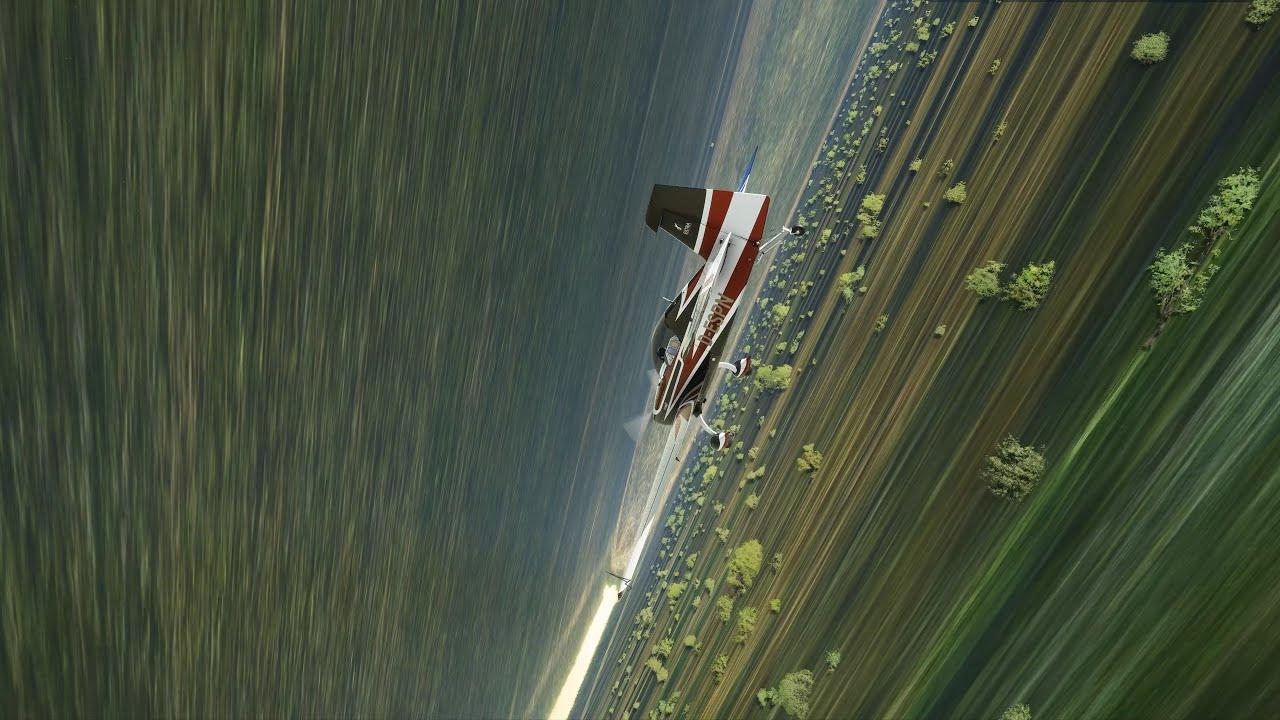Download Lagoa Nova BUG Extreme Challenge: Dive, Landing+Takeoff in Microsoft Flight Simulator 2020
