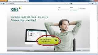Xing - Das professionelle Netzwerk