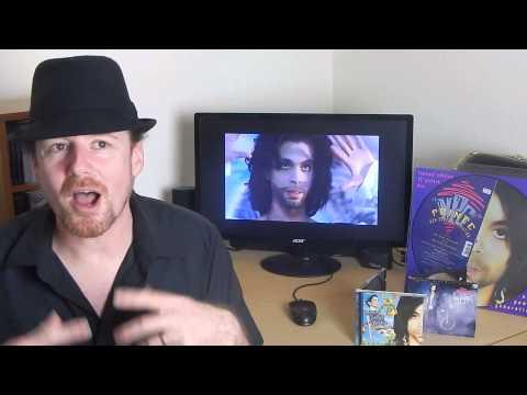 PRINCE  GRAFFITI BRIDGE  Shake!  NightChild Reviews  Track 11  Day 11
