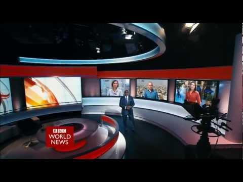 BBC World News - Trailer The World's Newsroom 30s I (2013)