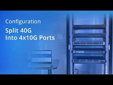 40GE-10GE Configuration Among HP, Cisco and FS Switches   FS.COM