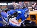 Suzuki GSX-R750F Motorcycle Live Restoration