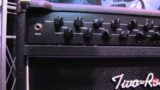 NAMM '13 - Two-Rock Amplifiers Studio Pro Plus, Sensor, and Bi-Onyx Amp Demos