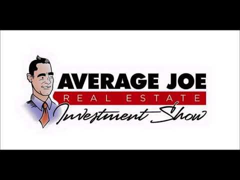 Average Joe Real Estate Investment Show // The Real Estate Blitz