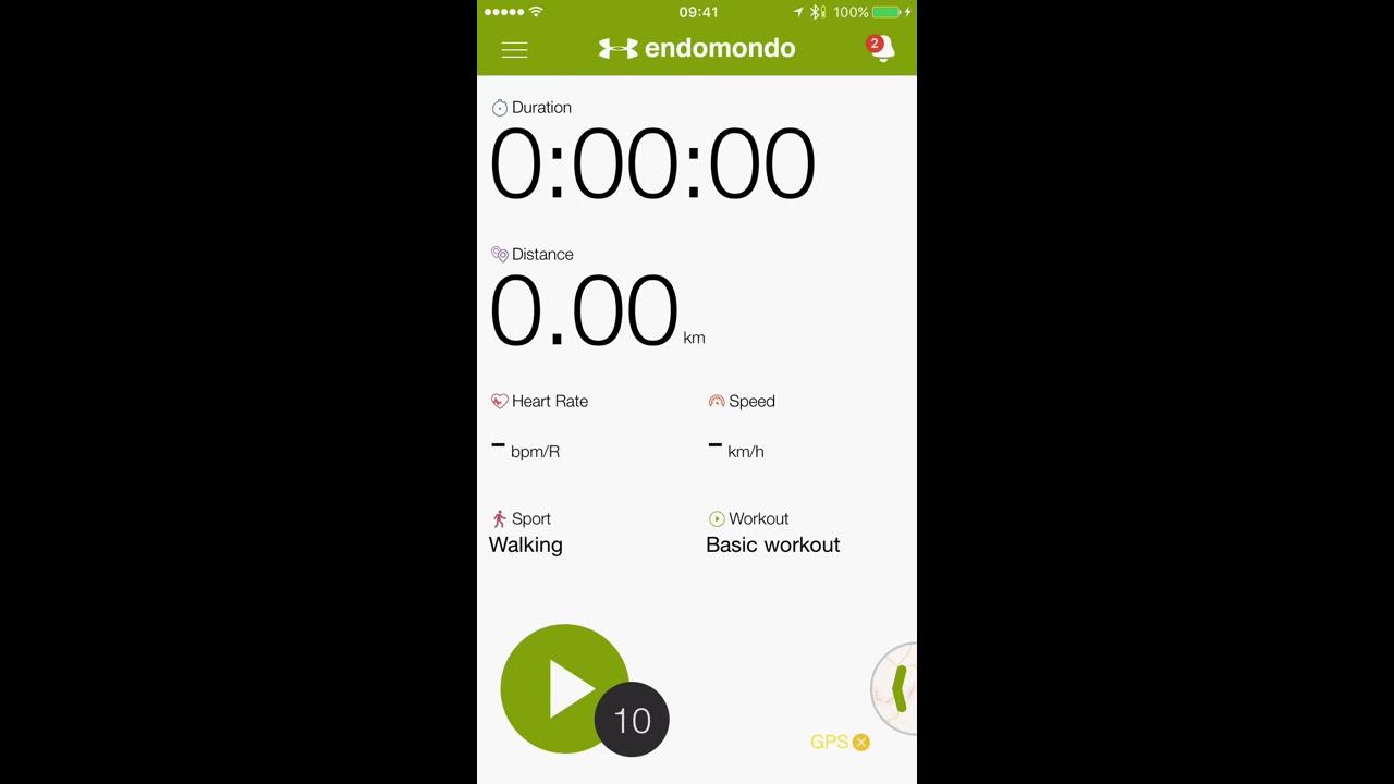 How to connect Xiaomi Mi Band 2 with Endomondo on iOS