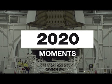 Airbus Commercial Aircraft - Moments of 2020