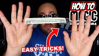5 MONEY Magic Tricks and How To Do Them