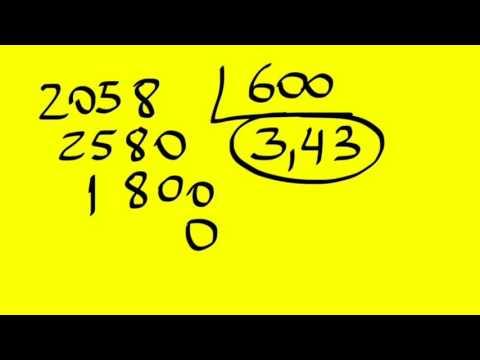 Média aritmética & Tabela - VUNESP