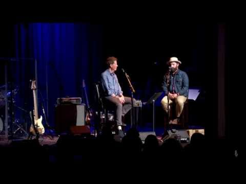 eTown Exclusive - On-stage Interview with Drew Holcomb
