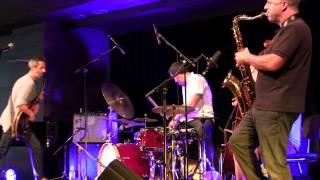 Rodrigo Amado Trio +Luis  Lopez- 54. Ljubliana jazzfestival,