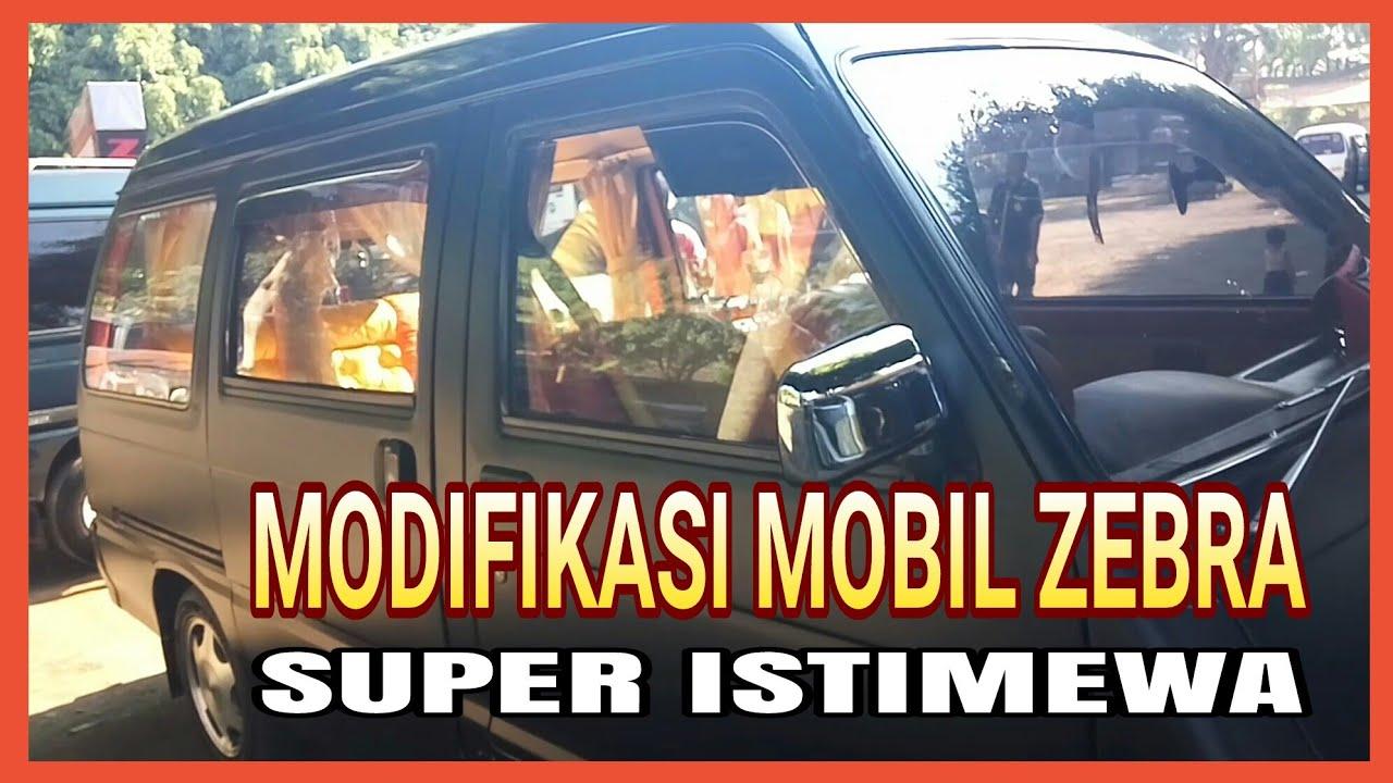 74+ Modifikasi Mobil Zebra Espas Gratis Terbaru