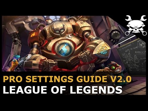 League of Legends Pro Graphics & Settings Guide V2.0 (OPTIMA