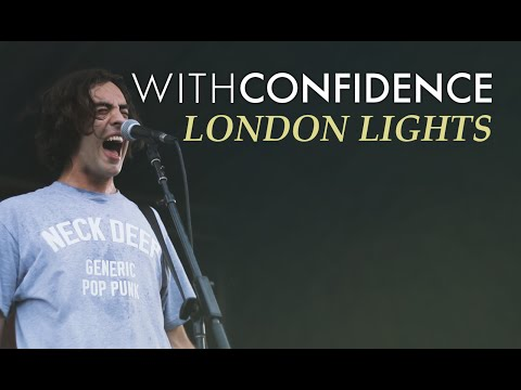 "With Confidence - ""London Lights"" LIVE On Vans Warped Tour"