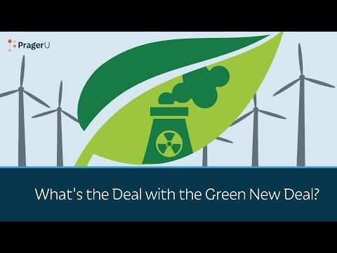 Preston Scott - WATCH! Green New Deal - Policy, Politics, or Power?