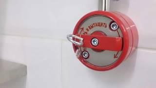 Монтаж систем пожарной сигнализации и кухонного пожаротушения
