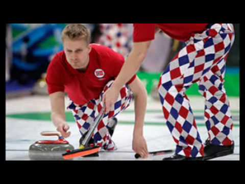 2010 Olympic Norway's team's Wacky pants