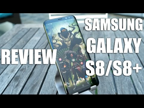 Review: Samsung Galaxy S8/S8+