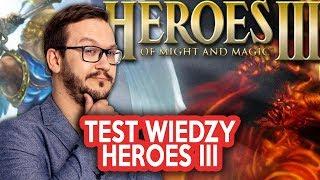 TEST Wiedzy z HEROES 3