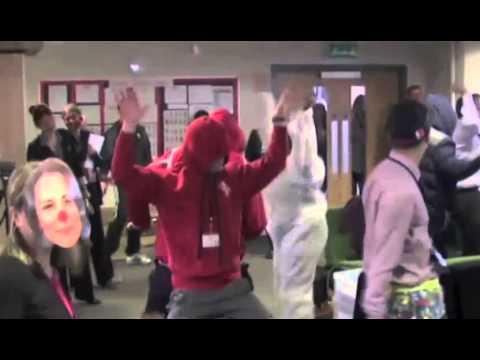 Staff Harlem Shake @ CTC Kingshurst Academy (RND'1