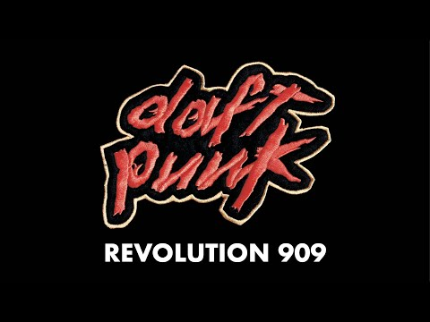 Daft Punk  Revolution 909  audio