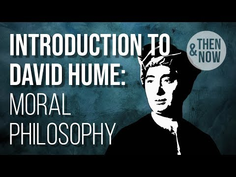 Introduction to Hume's Moral Philosophy