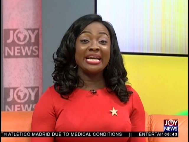 Ghs55.3M Incentives For Teachers - AM Show Headlines on JoyNews (21-2-19)