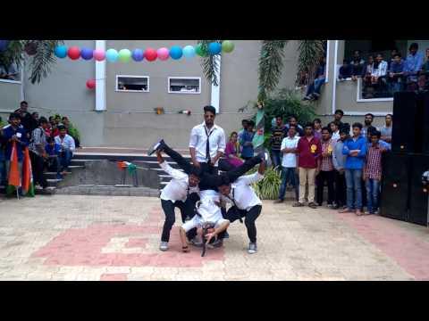 Aurora College Dance performance at TKR College | Best Performance |