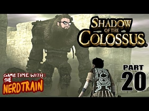 Shadow Of The Colossus - Part 20 - FINAL  - Game Time with The Nerd Train
