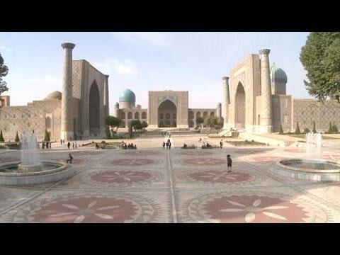 Uzbekistan's second largest city Samarkand - a Silk Road treasure - life