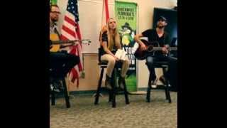 Danielle Bradbery in Gator Country 101.9 WWGR