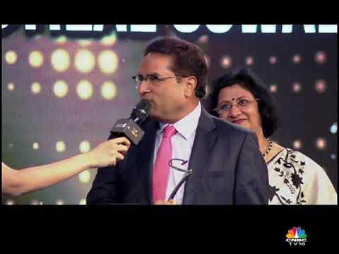 CNBC-TV18 13th India Business Leader Awards