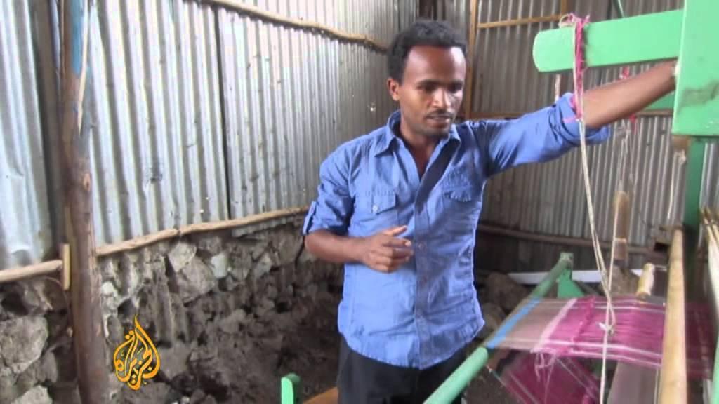 Modernising Ethiopia's weaving industry
