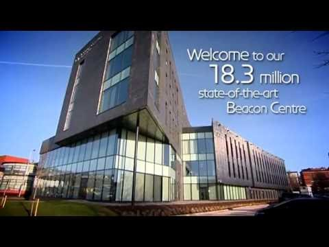 Blackburn College The Beacon Centre