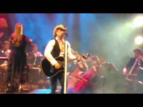 These Days Bon Jovi Cover e Orquestra-Blaze of Glory-14/02/20TBradesco