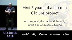 First 6 years of a life of Clojure project – Jarppe Länsiö