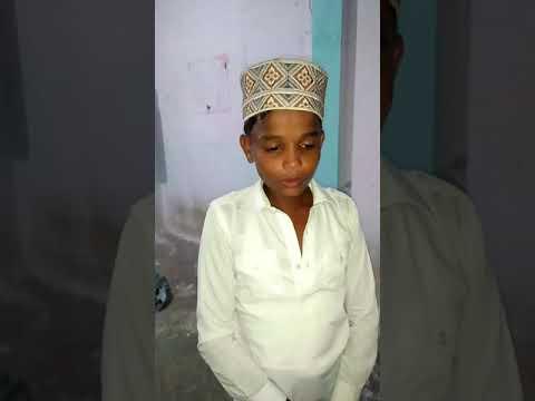 Mohd irfan raza naat