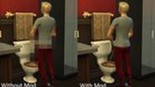 Les Sims 4 Mods - Nude Patch - Présentation FR + Installation