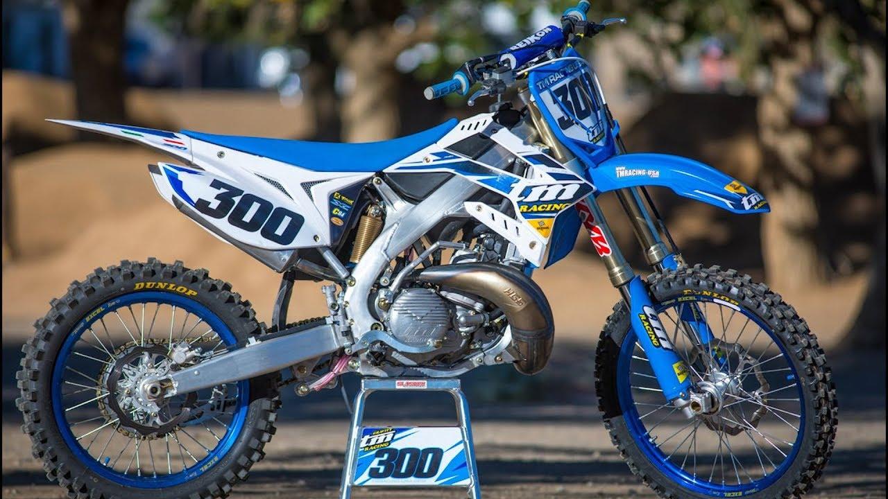 Tm Dirt Bikes >> First Ride 2019 Tm 300mx 2 Stroke Motocross Action Magazine Youtube