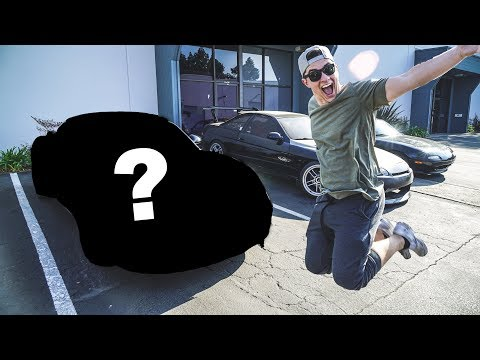 I BOUGHT MY DREAM CAR!! (New Project Reveal)