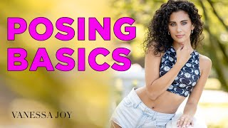 The SECRET Body Language of Portrait Photography | How to Pose People