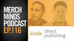 EP. 116 - CAN KINDLE PUBLISHING BE A SUSTAINABLE BUSINESS?
