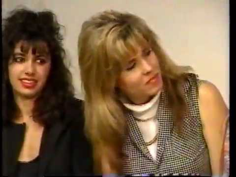 The Bangles Interview (1986 Japan )