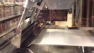 6 minutes to print a book, Espresso Book Machine, Darien Library